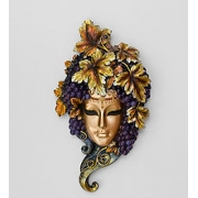 Венецианская маска ''Виноград''