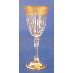 Реджитал 10Т н-р рюмок для бел. вина 6шт 200мл (золото)
