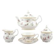 Чайный сервиз из 15 предметов на 6 персон Глэдис