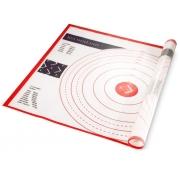 Коврик для запекания с размерной сеткой, 34*45 см, силиконовый