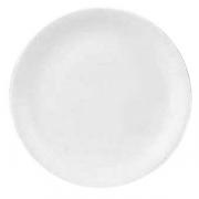 Тарелка мелкая «Тэйст вайт»; фарфор; D=28см