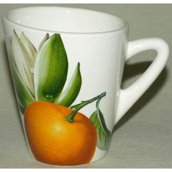 Кружка «Апельсины и кувшинки» 0,25 л