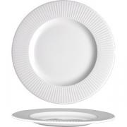 Тарелка пирожковая «Уиллоу» D=15.8см; белый