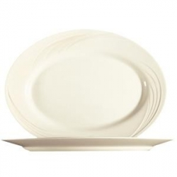 Блюдо овал. «Кипр» 33см