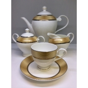 Сервиз чайный «Сафари» 17 предметов на 6 персон