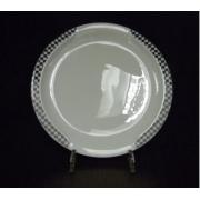 Набор 6 тарелок 17 см «Дуо Тон»