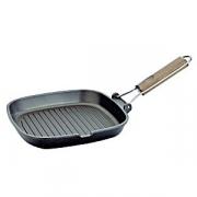 Сковорода-гриль 29*29см литой алюминий