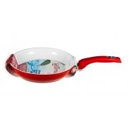 Сковорода 26см «Красная керамика» V2.73л