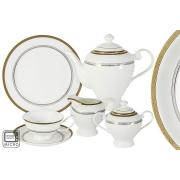 Чайный сервиз 21 предмет на 6 персон Очарование