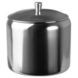 Сахарница с крышкой «Проотель», сталь нерж., 300мл