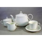 Чайный сервиз из 17 предметов на 6 пресон «Шёлк»