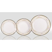 Набор тарелок «Нежность» на 6 персон 18 предметов