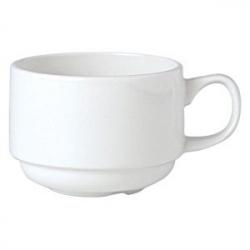 Чашка чайн. «Каберне» 200мл фарфор