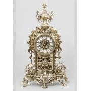 Часы золотистый с кубком 37х23 см.