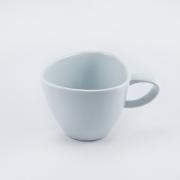 Чашка чайная 250 мл. Муд «Белое»