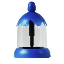 Декоратор для капуччино синий 300мл (4 насадки)