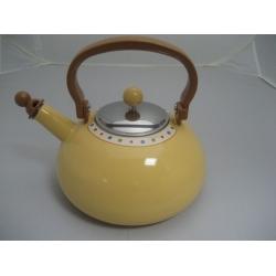 Чайник 2,3 л желтый