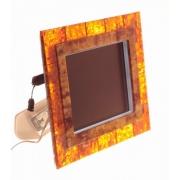 Фоторамка цифровая янтарная