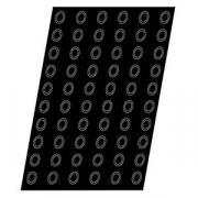 Форма конд. «Конус» [96шт]; силикон; D=3,H=2см