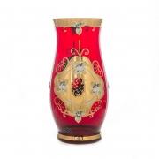 Ваза «Лепка красная 8304» 26 см для цветов