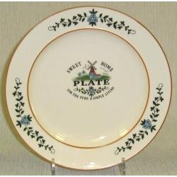 Тарелка обеденная «Мельница» 24.5 см