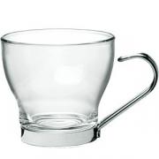Чашка кофейная «Осло» D=6.7, H=6.2см; прозр.