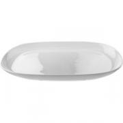 Тарелка квадратная «Исола» L=26, B=26см; белый