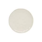 Тарелка обеденная (белый) Interiors без индивидуальной упаковки