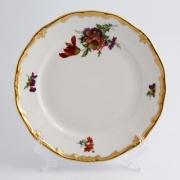 Набор тарелок 19 см. 6 шт. «Мейсенский букет»