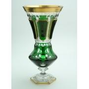 Ваза для цветов 32 см «Арнштадт Антик зеленый»