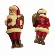Форма для шоколада «Дед Мороз«14*6см