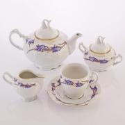 Сервиз чайный 160 мл. на 6 перс. 15 пред «Тулип 62700»