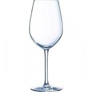 Бокал для вина «Сэканс» стекло; 440мл; прозр.