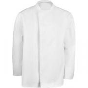 Куртка двубортная 48-50размер твил; белый