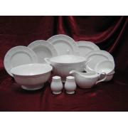 Набор тарелок «Классик» на 6 персон 18 предметов