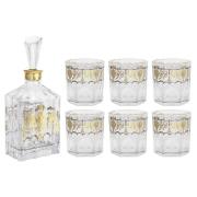 Набор для виски: штоф + 6 стаканов
