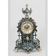 Часы синий с кубком 37х23 см.
