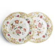 Набор из 2-х обеденных тарелок «Версаль» 27см