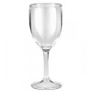 Бокал для вина; пластик; 300мл; D=7,H=19см