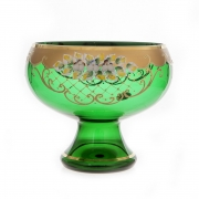 Ваза «Лепка зеленая 5849» 24см