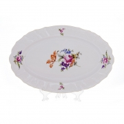 Блюдо овальное 39 см «Полевой цветок 5309011»