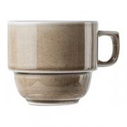 Чашка кофейная «Кантри Стайл», фарфор, 110мл, D=6,H=5см, зелен.
