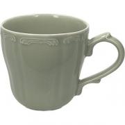 Кружка «В. Виена Шарм» фарфор; 350мл; зелен.