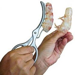 Ножницы для разделки креветок