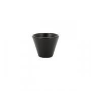 Салатник «Экинокс» D=63, H=50мм; черный