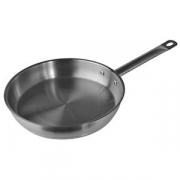 Сковорода, сталь нерж., D=28см