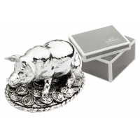 Статуэтка Свинка с монетами