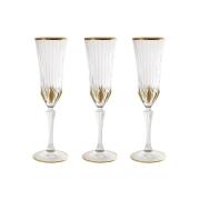 Набор: 6 бокалов для шампанского Адажио