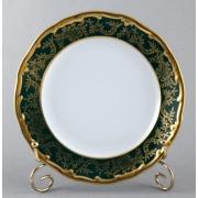 Набор тарелок 19 см 6 шт «Ювел зеленый 876/3»
