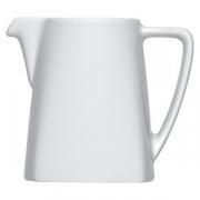 Молочник «Опшенс», фарфор, 150мл, белый